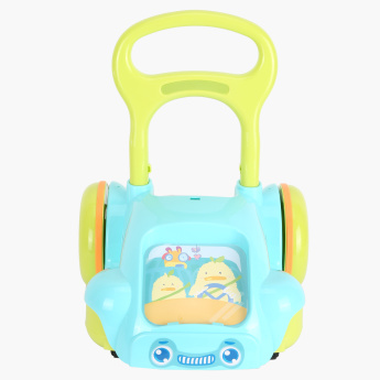 Juniors Musical Baby Walker