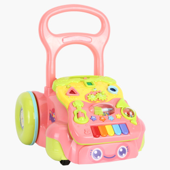 Juniors 3-in-1 Musical Activity Walker