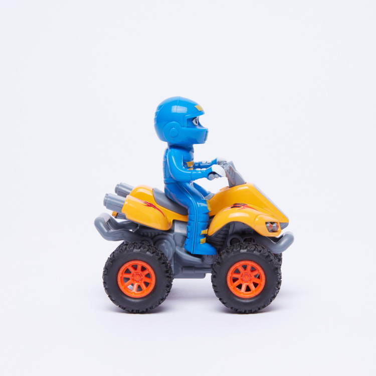 Motorcycle Toy