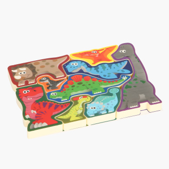 Playgo Dino Family Puzzle