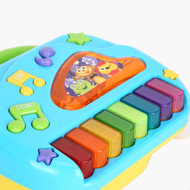 Playgo 2-in-1 Telephone Piano Pretend Toy