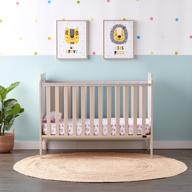 Giggles Penelope Baby Cot Bed