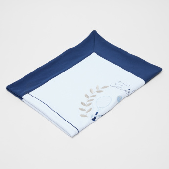 Juniors Embroidered Blanket - 92x72 cms
