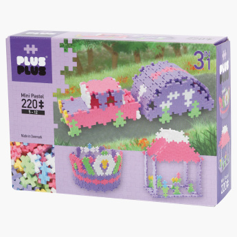 Plus-Plus 3D Blocks Playset