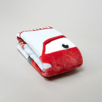 Cars Printed Blanket