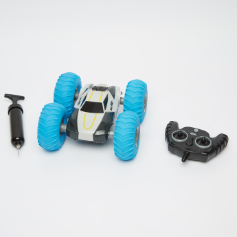 High Speed Cyclone Radio Control Vehicle Playset