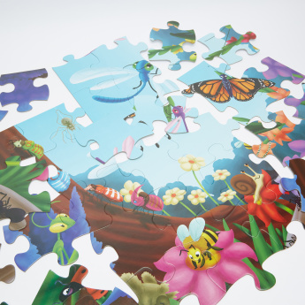 Juniors Bug and Insects 48-Piece Jumbo Floor Puzzle