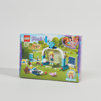 Lego Stephanie's Soccer Practice Blocks Playset