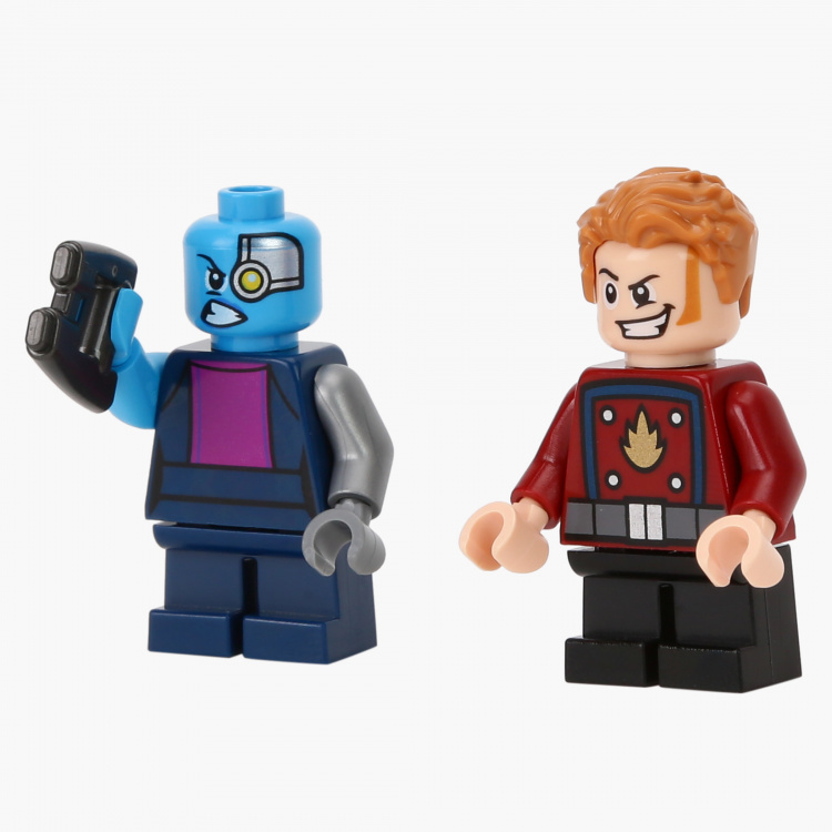 LEGO Mighty Micros: Star Lord vs. Nebula Playset
