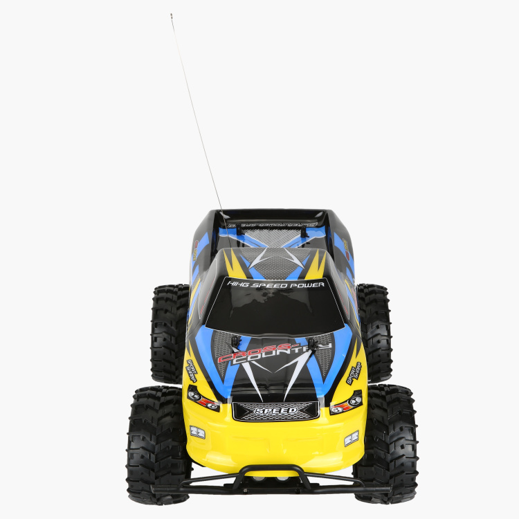 Juniors Monster Truck Toy