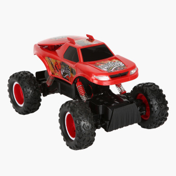 Juniors 1:12 Remote Control Rock Crawler Toy