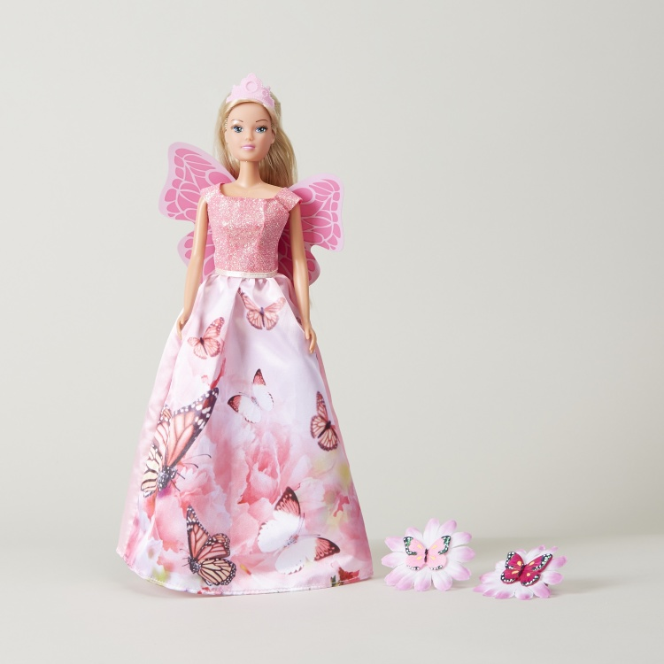 Simba Steffi Butterfly Fairy Doll Set