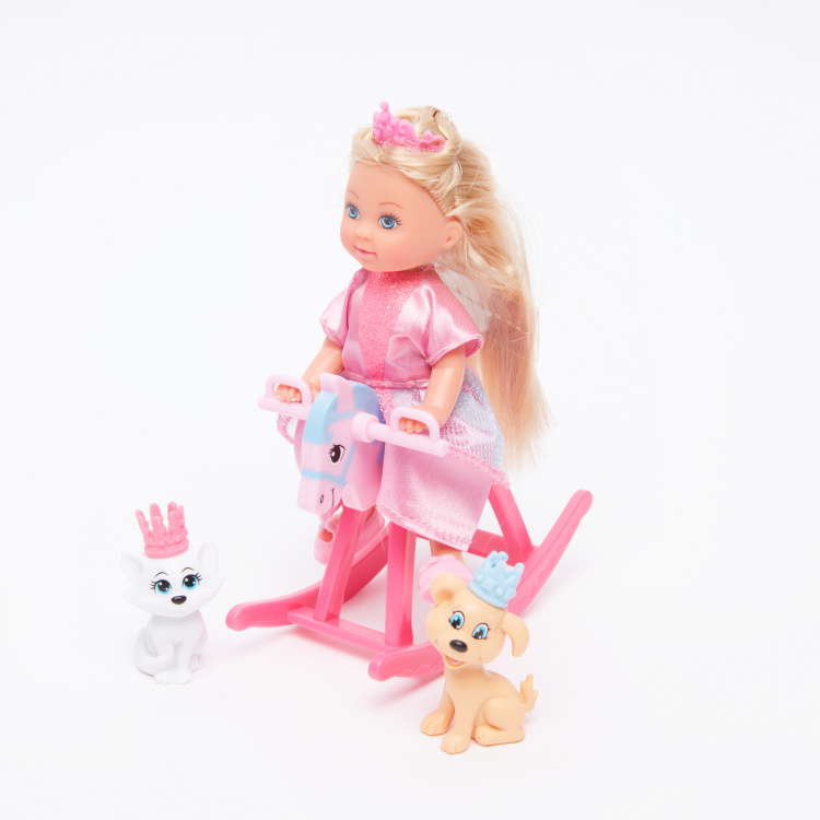 Simba Steffi Love Princes Doll Set
