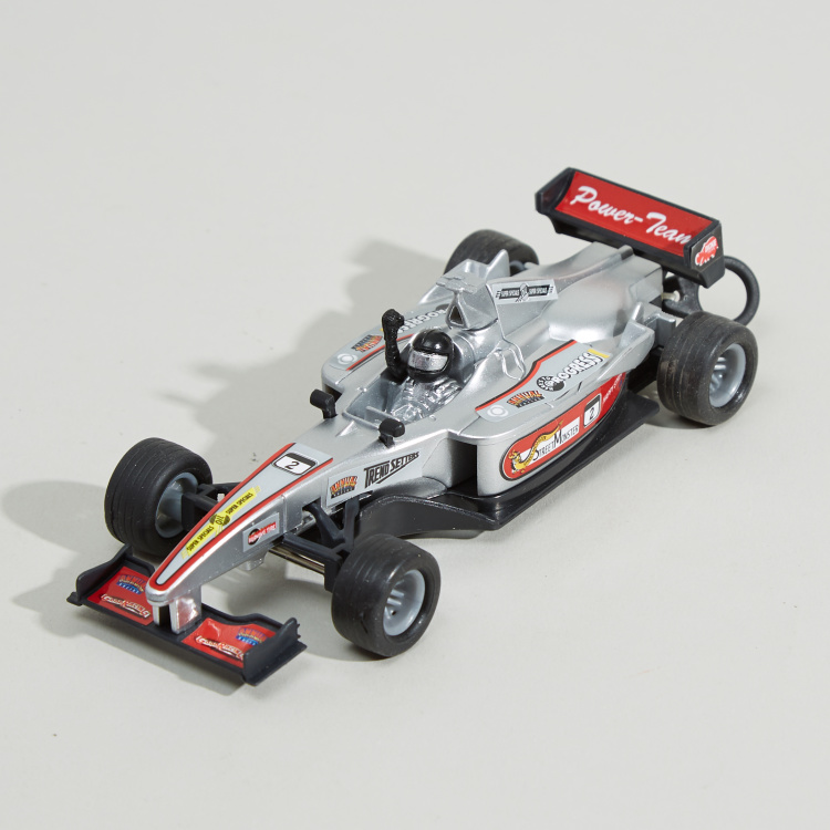 DICKIE TOYS Formula Racing Manual Toy Car