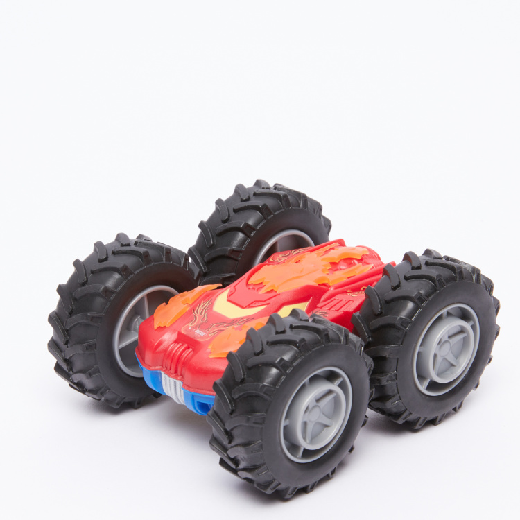DICKIE TOYS Radio Controlled Crazy Flippy Toy