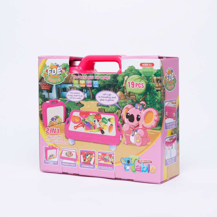 FDE 2-in-1 Fruits Playset