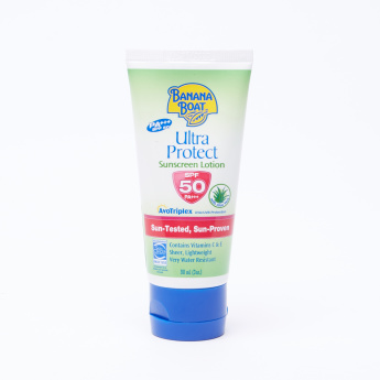Banana Boat Ultra Protect SPF 50 Sunscreen Lotion - 90 ml