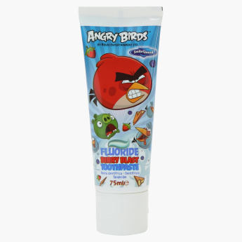 Angry Birds Toothpaste - 75 ml