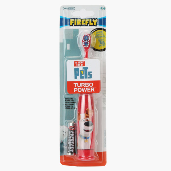 Juniors The Secret Life of Pets Battery-Operated Toothbrush