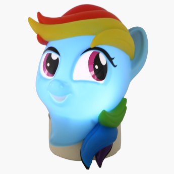 3D Light FX My Little Pony Rainbow Dash