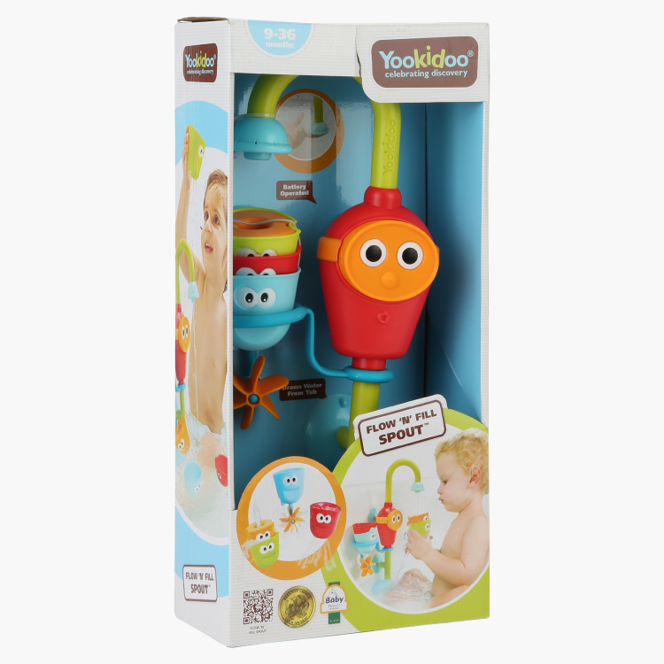 Yookidoo Flow 'n' Fill Spout Bath Toy