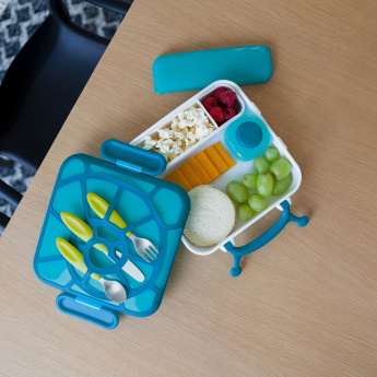 Boon Bento Snail-Shaped Lunch Box