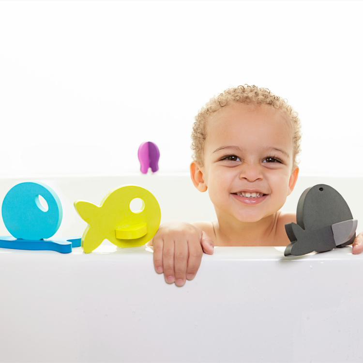 Boon 5-Piece Bath Toy Set