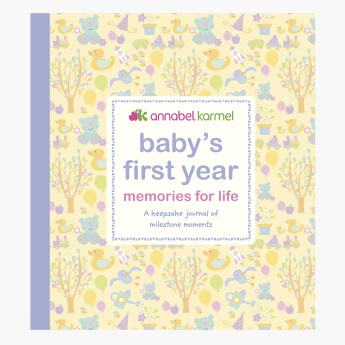 DK Baby's First Year Journal