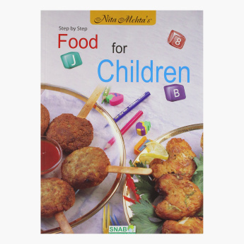 SNAB Step-by-Step Food for Children Handbook