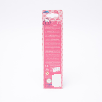 Hello Kitty Printed Toothbrush Twin Pack