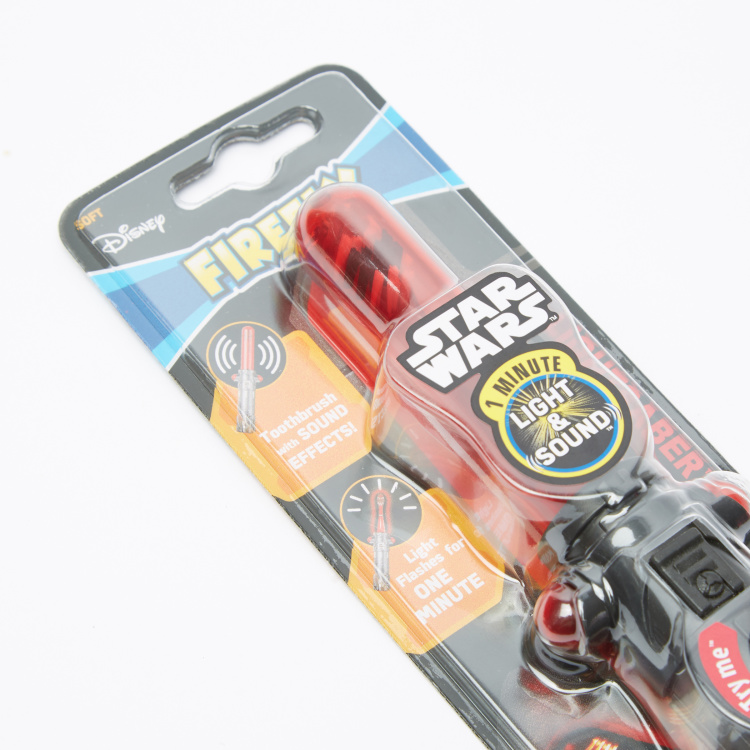 Star Wars Firefly Toothbrush with Light and Sound
