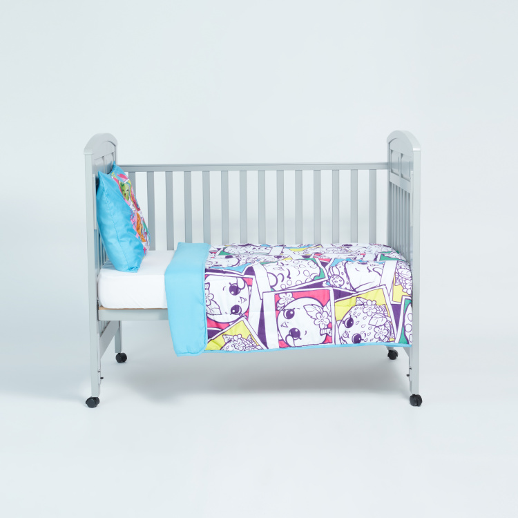 Shopkins Printed 2-Piece Comforter Set