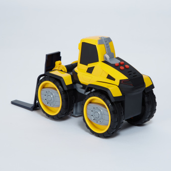 Construction Truck Toy with Light and Sounds