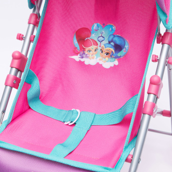 Shimmer and Shine Printed Stroller Toy