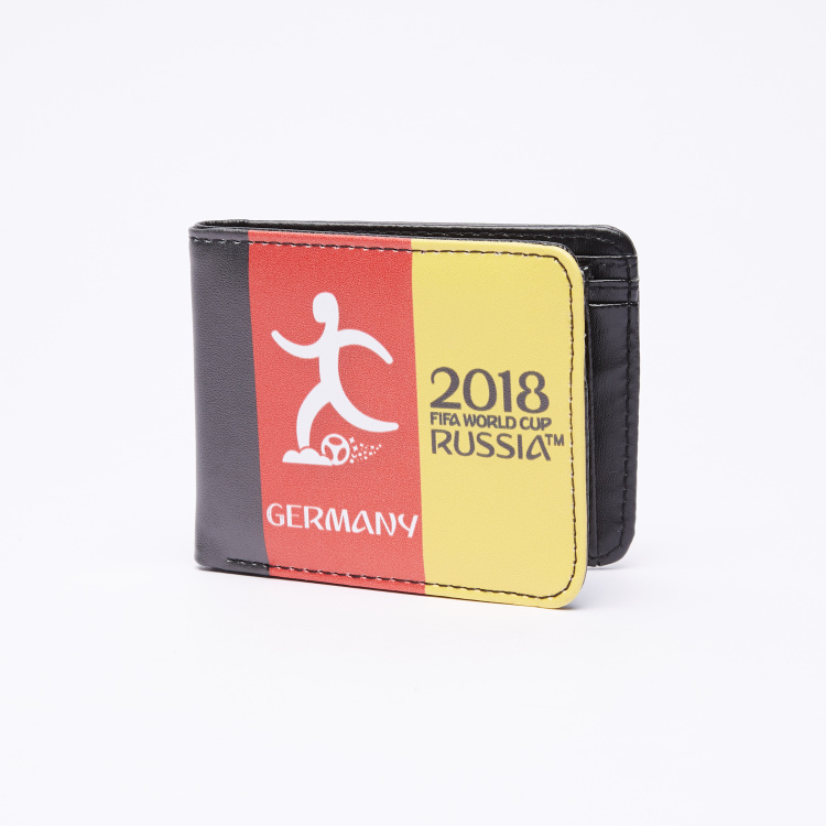 FIFA 18 Printed Wallet with Card Compartments