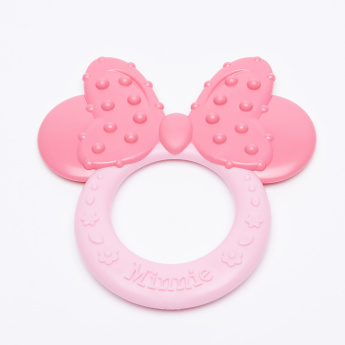Tigex Minnie Mouse Textured Teether