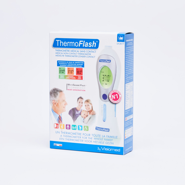 Visiomed Thermoflash Digital Thermometer