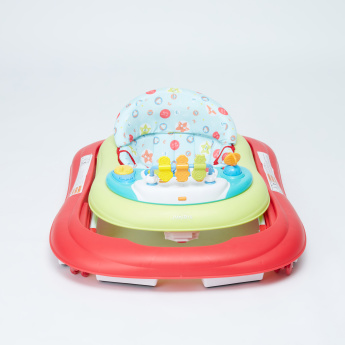 Juniors Printed Impulse Baby Walker