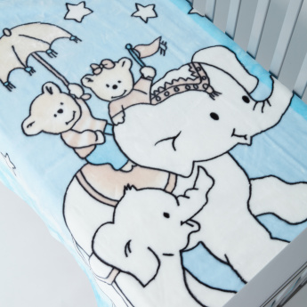 Juniors Printed Blanket - 110x140 cms
