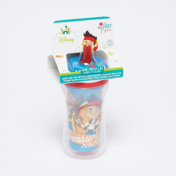 The First Years Jake and the Never Land Pirates Printed Sipper Bottle