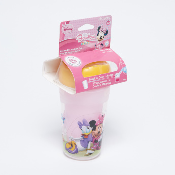 The First Years Printed Grown-Up Trainer Cup with Lid