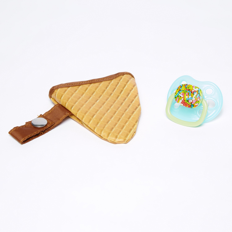 The First Years Pacifier and Pouch Set