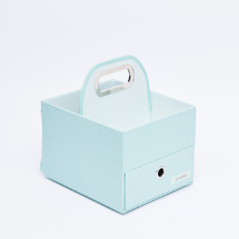 JJ Cole 1-Drawer Diaper Caddy with Handle