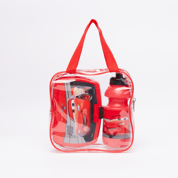 Cars Lunchbox with Sipper