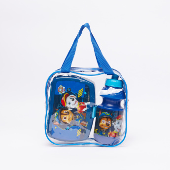 PAW Patrol Printed Lunchbox with Sipper