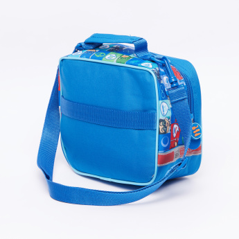 PJ Masks Printed Lunch Bag with Zip Closure