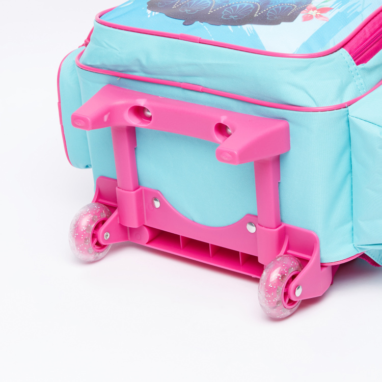 Sofia the First Printed Backpack with Zip Clousre