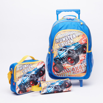 Juniors Printed 3-Piece School Set