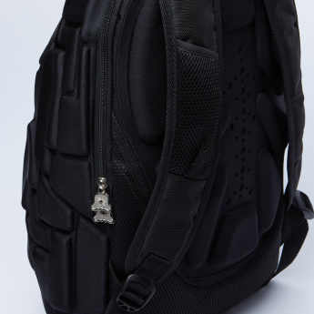Juniors Embossed Detail Backpack