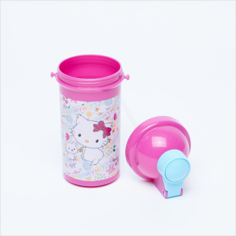 Charmmy Kitty Printed Water Bottle